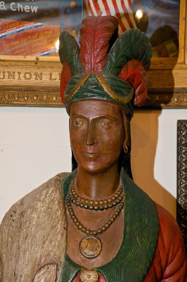Antique Indian 059A