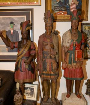 Antique Indian 061A