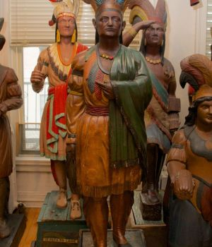 Antique Indian 001A